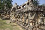 Angkor Wat Apsara Dancers Wall