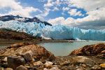 Argentina Lake and ice